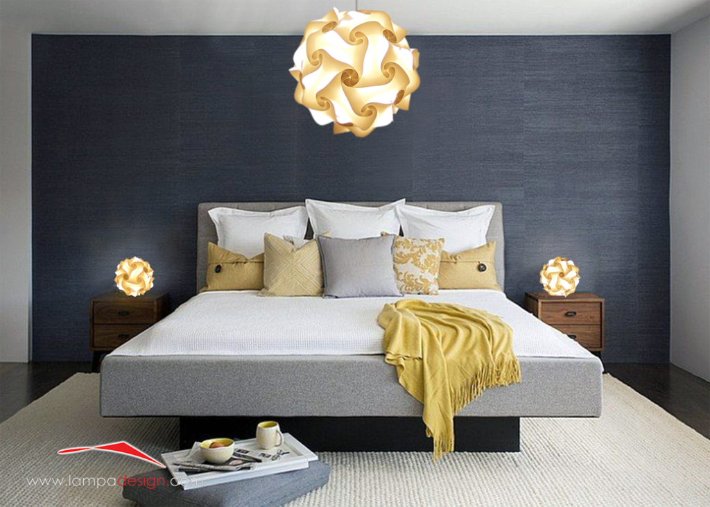 Beautiful Lampada Da Camera Da Letto Gallery - House Design Ideas ...
